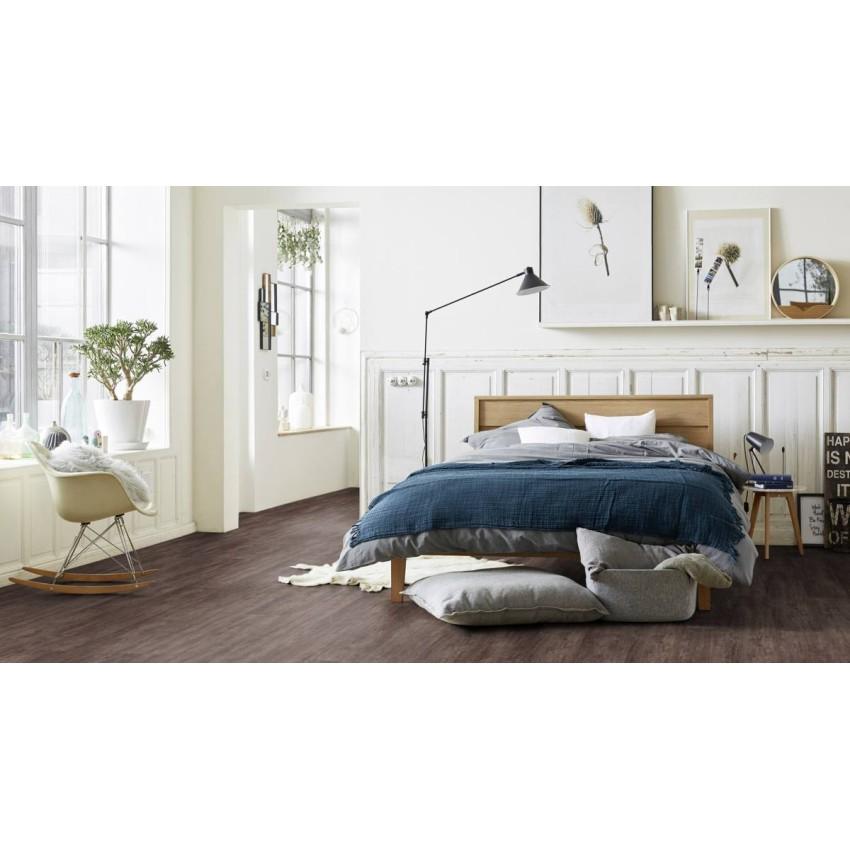 PVC LVT FLOOR Country Oak Brown 24707000 ID Essential 30
