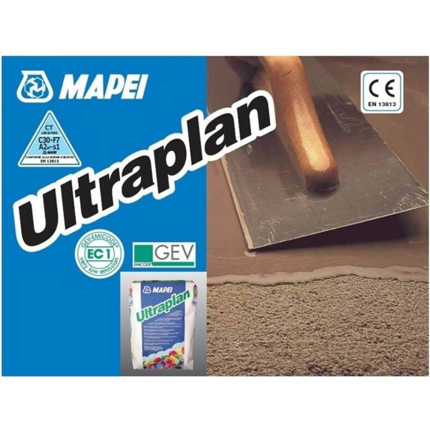SELF LEVELING CEMENT ULTRAPLAN ECO 20